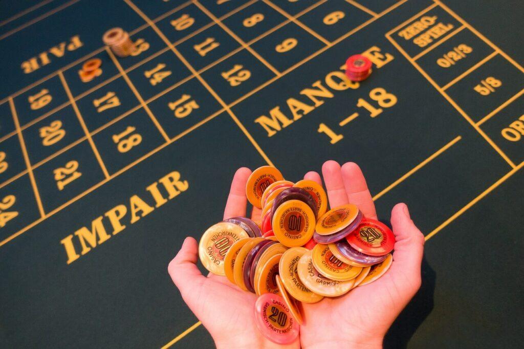 szerencsejáték függés